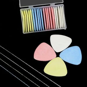 10Pcs/lot Colorful Erasable tailors Fabric chalk Patchwork Marker Sewing Tool