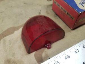 NOS 1951 1952 1953 Packard Tail Light Lenses Lens NIB Red 51 52 53