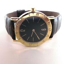 Ladies Bvlgari 18k Yellow Gold Watch