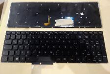 Tastatur IBM Lenovo Y50-70 Y50-70A Y50-70AM Beleuchtung QWERTZ Keyboard