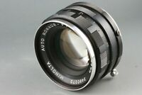 AS IS Minolta ROKKOR PF 55mm f/1.8 Manual Focus Lens SRT 101 303 100 X700 #82