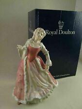 Caroline Hn3694 Porcelain Figurine by Royal Doulton Excellent In box
