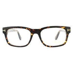 Tom Ford Glasses Frames FT5432 055 Dark Havana Men Women