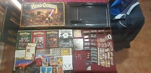 🎈 1989 HeroQuest Board Game INCOMPLETE