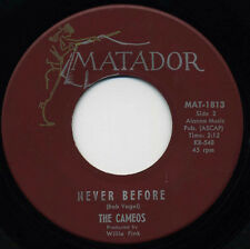 CAMEOS  Canadian Sunset / Never Before R&B 45 RPM RECORD