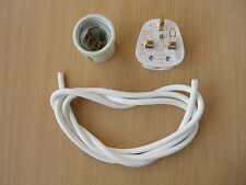ES27 screw CERAMIC vivarium heat bulb lamp light lamp holder kit