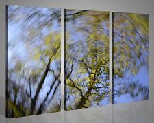 Quadri moderni canvas ELLITTICK TREE stampe su tela foto quadro astratto130x90