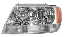 HEADLIGHT ASSEMBLY 99-04 JEEP GRAND CHEROKEE LIMITED LH