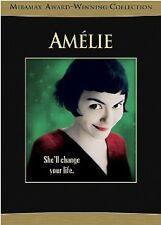 Brand New DVD Amelie (2001) 2 Disc Audrey Tautou Mathieu Kassovitz Rufus Lorella