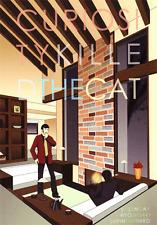 Lupin the Third III 3 doujinshi Lupin Jigen Fujiko Goemon Curiosity Killed the C