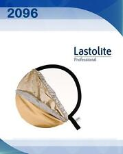 "Lastolite 2096 Bottletop Collapsible Reflector 5-in-1 - 50cm / 20"" Circular"