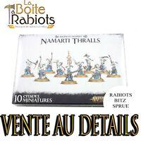 Warhammer Age of sigmar Grand Alliance Order Idoneth Deepkin Namarti Thralls