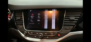 Opel Astra K Display Reparatur Navigationsdisplay