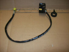 Suzuki gsf 400 bandit control switch unit choke lever switch barn find