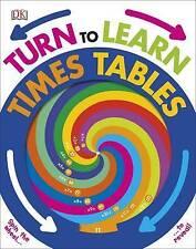 Girare per imparare i tempi di tabelle, DK, NUOVO LIBRO