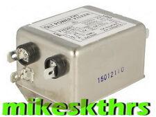 F.86  Netzfilter Entstörfilter 20A 125 / 250V Filter