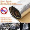 6mm/10mm Car Heat Insulation Shield Noise Deadening Sound Proofing Foam Deadener