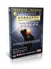 Taoist Health Qigong Preservation - Taoist Neck Exercises by Xuan Tongzi DVD