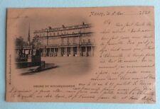 CPA. NANCY. 54 - Carte Rose. Précurseur. 1899. Palais du Gouvernement.