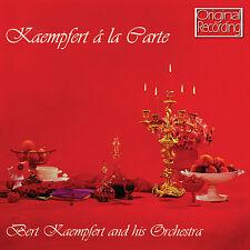 Bert Kaempfert - Kaempfert A La Carte CD