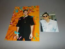 Lauv - Getting Over You  signed signiert Autogramm auf 20x28 Foto in pers.
