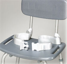 Skil-Care Shower Chair Safety Belt Wheelchair Seat Buckle Mildew Resistant NEW