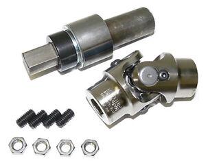 "Steering Column Saver Kit for Classic Chevy Truck for Power Steering,  3/4"" DD"