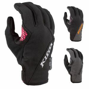 Klim Versa Womens Snowmobile Superior Quality Glove