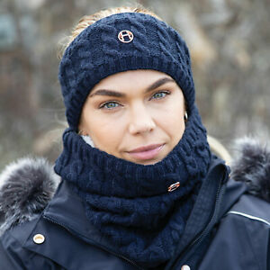 Equetech Cable Knit Headband - New for Autumn 2021!