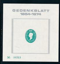 Radnitzky-Gedenkblatt 1975, (Esseyblock)  (GB)