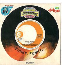 ANDREA MINGARDI SUPERCIRCUS - FUNKY FUNKY - SFIGHE' - VG/EX