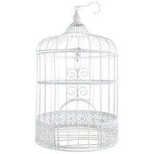 Großer Metall Deko Vogelkäfig, Hochzeit Geldgeschenke Box, 38 cm