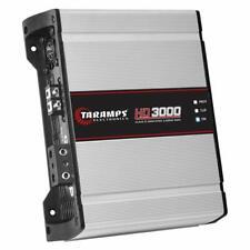 Taramp's HD 3000 2 Ohm Class D Full Range Mono Amplifier OPEN BOX