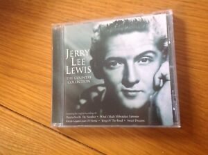 Jerry Lee Lewis Country Collection