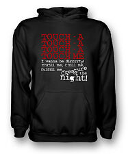 Touch - a touch - - The Rocky Horror Picture Show - Mens Hoodie