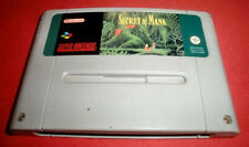 Super Nintendo Secret of Mana [PAL-Fra]  SNES *JRF*