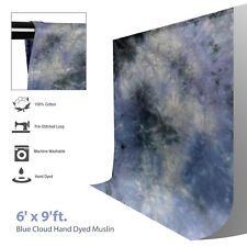 Photography  Cotton Tie Dye Muslin Backdrop Studio Hand Painted Background