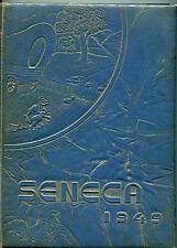 1949 Seneca - Penn High School Yearbook - Allegheny County, PA