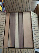 Hardwood scrap lumber project pcs. Walnut , Oak, Maple, Poplar, Cherry, Ash etc