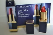 BNIB Estee Lauder Pure Color Envy sculpting lipstick in Red travel size 1.2g