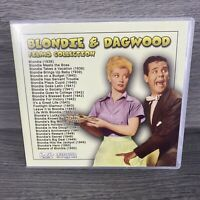 BLONDIE AND DAGWOOD FILMS COLLECTION  14 DVD-R - 28 MOVIES - 1938/1950