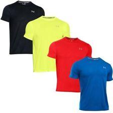 Running Short Sleeve Exercise Shirts for Men