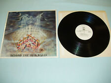 "SACRED FEW Beyond The Iron Walls 12"" vinyl LP US Metal NWOBHM Manilla Road"