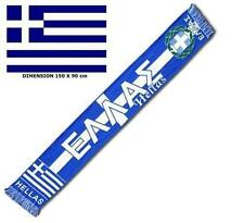 ECHARPE + DRAPEAU GRECE no maillot fahne flag scarf schal sciarpa bufanda ...