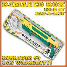 DAMAGED BOX BUG-A-SALT 2.0 LAWN&GARDEN, Never used, Full Manufacturer Warranty