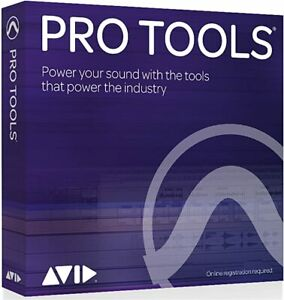 NEW Avid Pro Tools 12 Perpetual License w/ Software Updates plus Support Plan