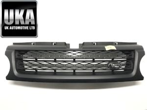 LAND ROVER RANGE ROVER SPORT L320 FRONT GRILLE GREY AH32-8138-A