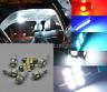 12 x White LED Interior Lights Package Kit For Toyota Corolla S 2009 - 2014