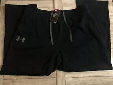 NWT Under Armour  Men's Straight Sweatpants  4XL Trackpants ColdGear Pocket N29
