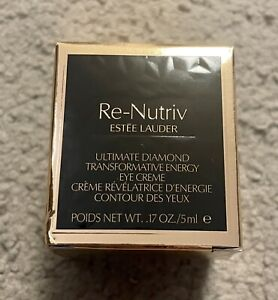 Estee Lauder Re-Nutriv Ultimate Diamond Transformative Energy Creme 5ml/0.17oz